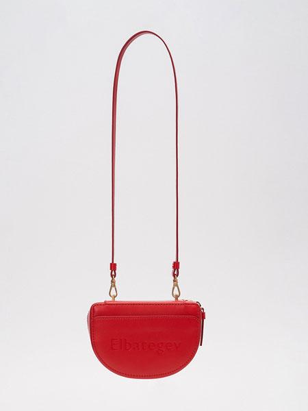 ELBATEGEV国际品牌品牌2020春夏红色栗坚果袋