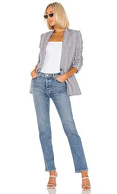 GRLFRND国际品牌2020春夏GRACE 牛仔裤