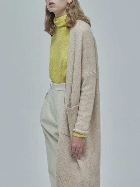 GREYYANG国际品牌品牌2019秋冬新款纯色毛呢长款大衣