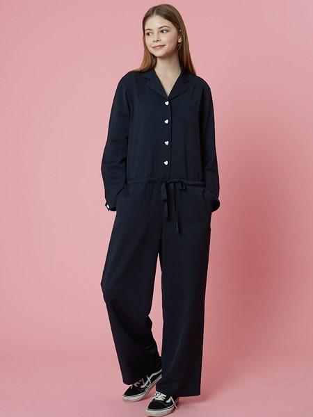 HOLLY LOVES LOVE国际品牌品牌时尚知性连体裤