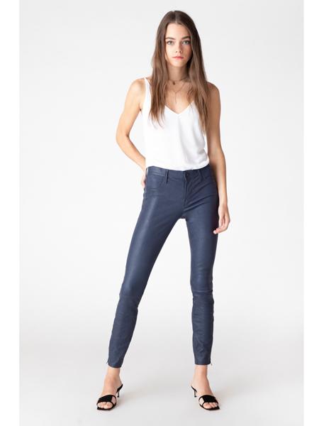 J Brand国际品牌品牌嘻哈修身皮裤