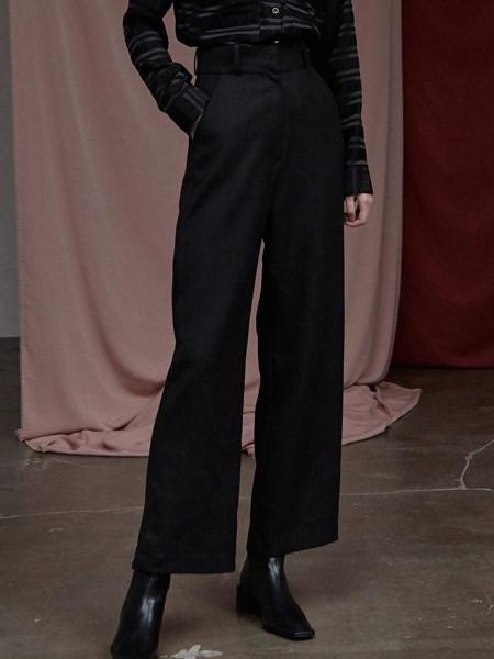 JOORTI国际品牌品牌毛呢保暖裤