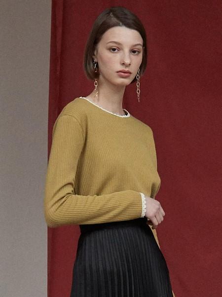 JOORTI国际品牌品牌知性羊绒上衣