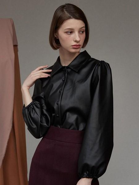 JOORTI国际品牌品牌高级黑衬衣