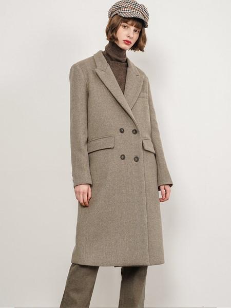 JUDEMCCALL国际品牌品牌呢子大衣