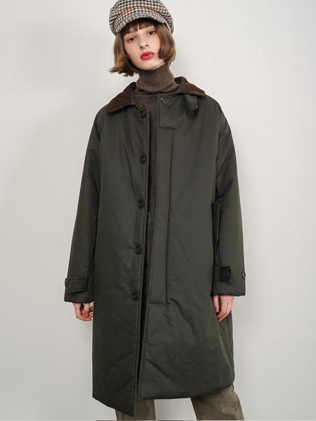 JUDEMCCALL国际品牌品牌时尚保暖棉服