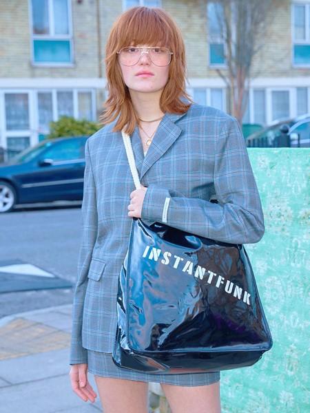 INSTANTFUNK国际品牌西装外套