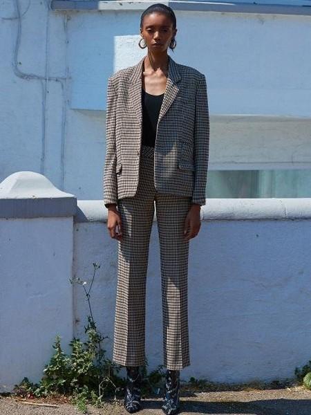 INSTANTFUNK国际品牌品牌知性西装套装