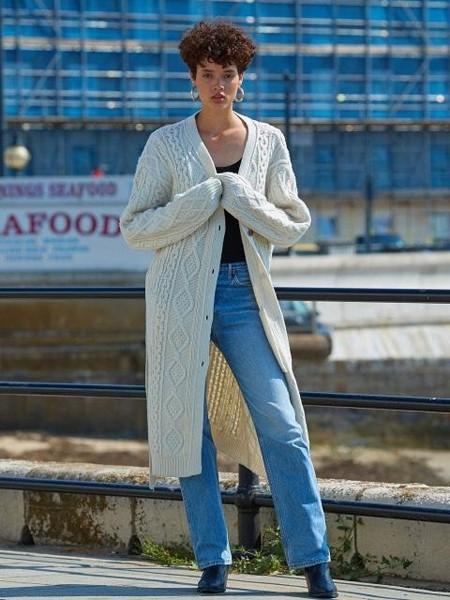 INSTANTFUNK国际品牌品牌时尚针织外套