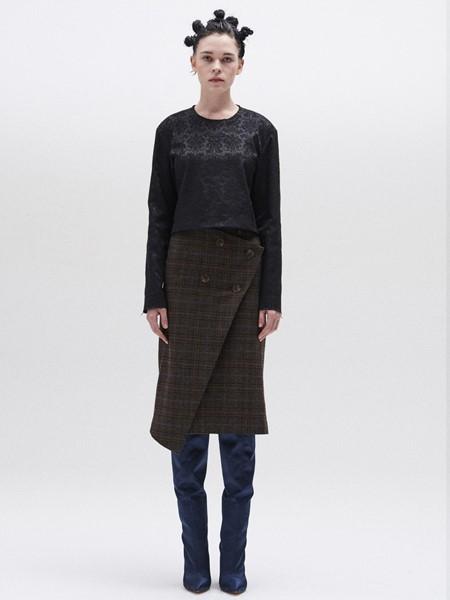 JACOON国际品牌品牌时尚印花上衣