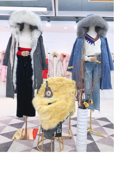 艾安棋服饰服装批发品牌2019秋冬新品