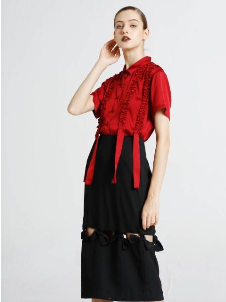 谜之蓝女装品牌2020春夏新品