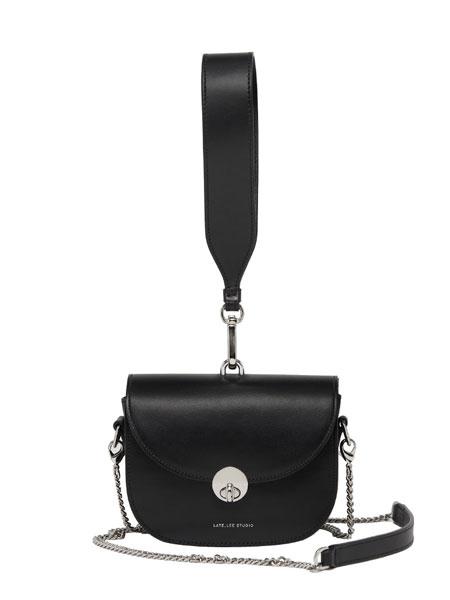 LATELEE STUDIO国际品牌品牌2020春夏新款纯色小挎包