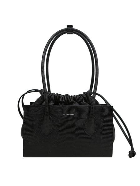 LATELEE STUDIO国际品牌品牌2020春夏新款纯色手提包 显气质百搭
