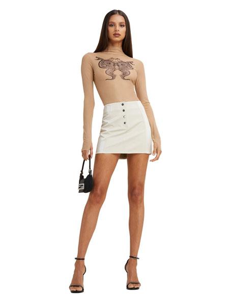 I.AM.GIA国际品牌品牌2020春夏新款印花长袖上衣