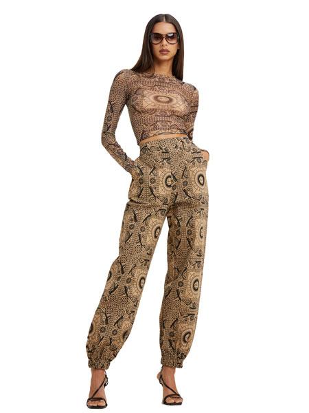 I.AM.GIA国际品牌品牌2020春夏新款花纹性感套装