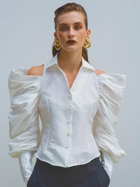 LOEIL国际品牌品牌2019秋冬新款真丝长袖衬衫