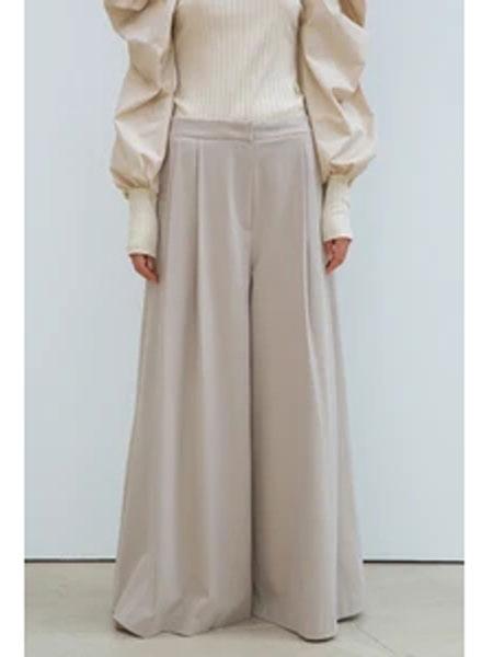 LOEIL国际品牌品牌2019秋冬贝文裤