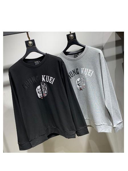 凯邦卫衣男装品牌2019秋冬新品