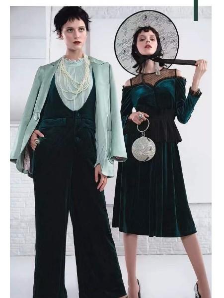 艾安琪服装批发品牌2020春夏新品