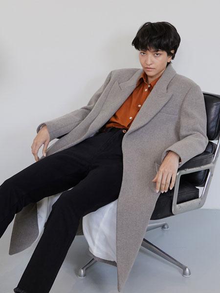MAISON MARAIS国际品牌品牌2019秋冬波领单大衣