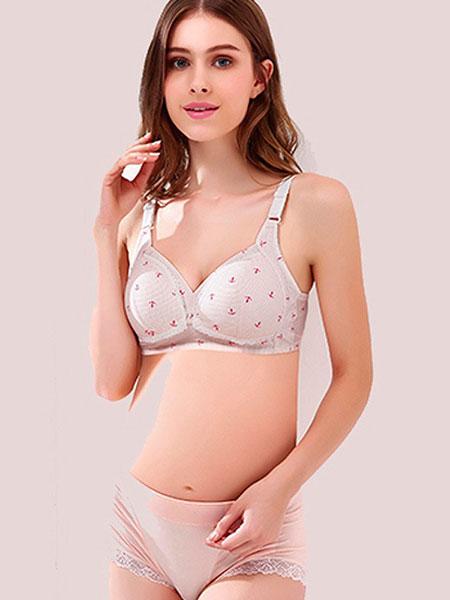 女人心内衣品牌2020春夏新款纯色性感聚拢型内衣文胸美体内衣