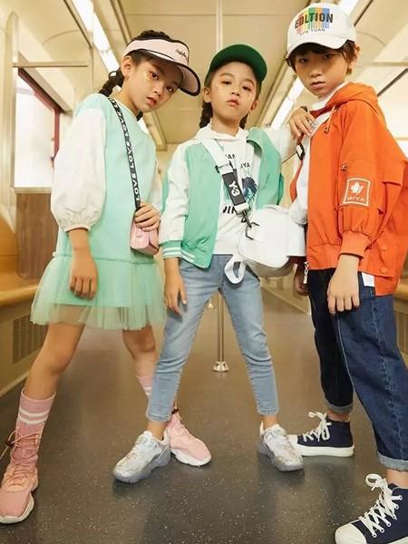 玛玛米雅童装品牌2020春夏时尚清新上衣