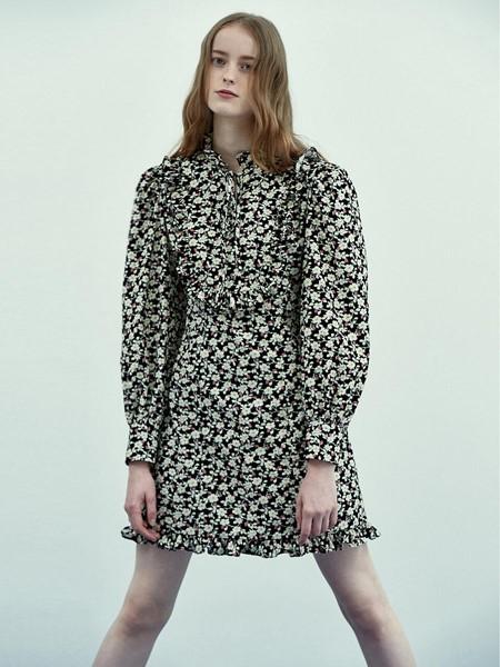 MIDNIGHT CIRCUS国际品牌品牌时尚碎花裙
