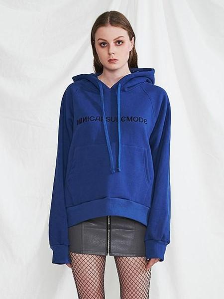 MINI CAPSULE国际品牌品牌2020春夏宽松卫衣