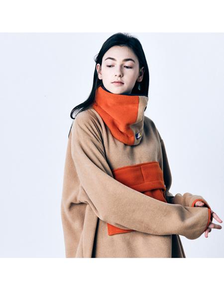 MONOPISPA国际品牌品牌高领宽松卫衣