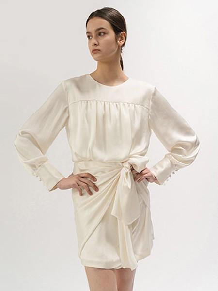 MOONTAN国际品牌品牌宽松套装裙