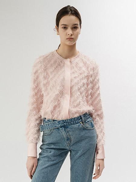 MOONTAN国际品牌品牌甜美衬衣