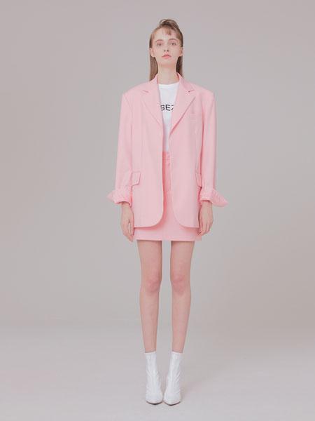 MUDIDI国际品牌2020春夏迷你裙002粉色