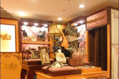 皇子家族品牌店铺展示店铺形象