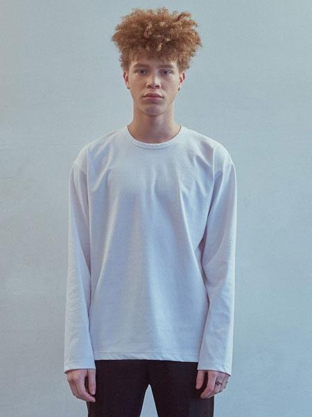 MMGL国际品牌品牌2019秋冬长袖T恤(白色)