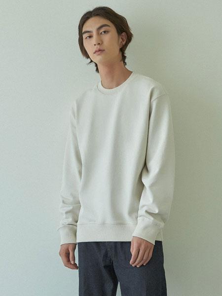 MMGL国际品牌品牌2019秋冬重棉930运动衫(奶油色米色)
