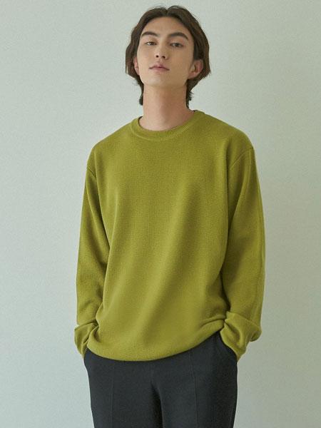 MMGL国际品牌品牌2019秋冬羊毛针织衫(鳄梨)
