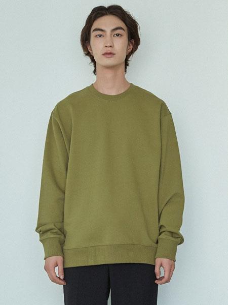 MMGL国际品牌品牌2019秋冬重棉930运动衫(鳄梨色)