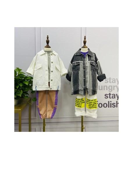 开心一百童装品牌2020春夏新品