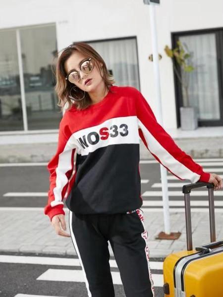 WOS33运动装品牌2019秋冬新品