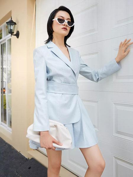 uhot诱货女装品牌2020春夏新款时尚裙子套装
