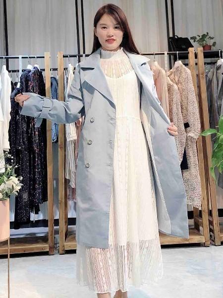 广州漫天映雪服饰女装品牌2020春夏新品