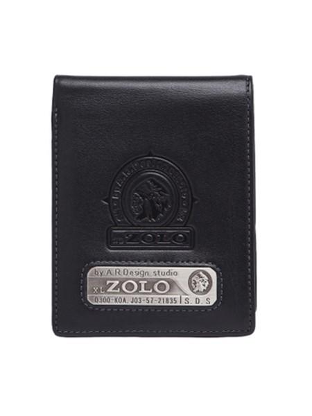 XLZOLO箱包品牌2020春夏新款纯色钱包