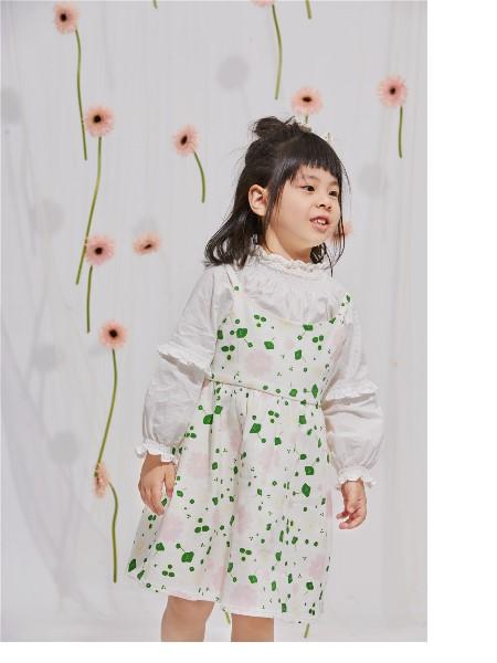 花下童装品牌2020春夏新品