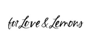 For Love & Lemons