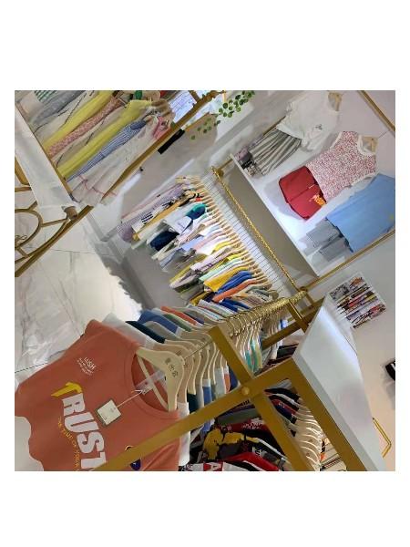 米拉熊童装夏款仙仙的连衣裙 童装品牌走份批发 童装店直播货源