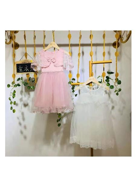童优会品牌折扣童装童装品牌2020春夏新品