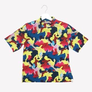 RBTXCO国际品牌品牌2020春夏新款印花短袖T恤