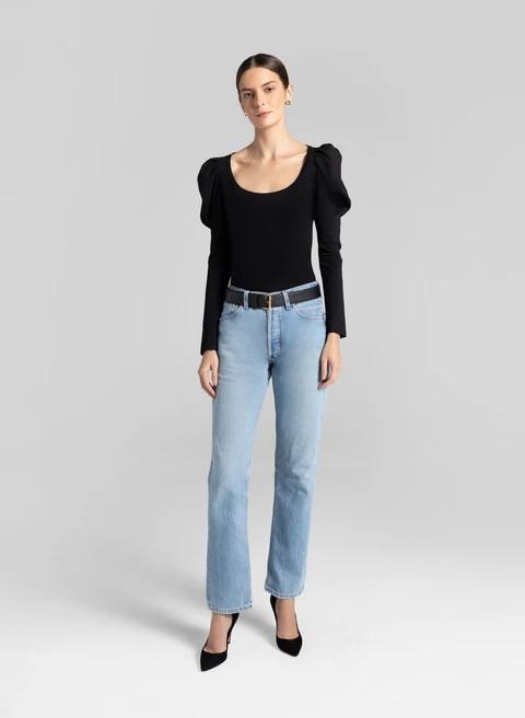 A.L.C.国际品牌品牌2020春夏新款纯色针织性感上衣