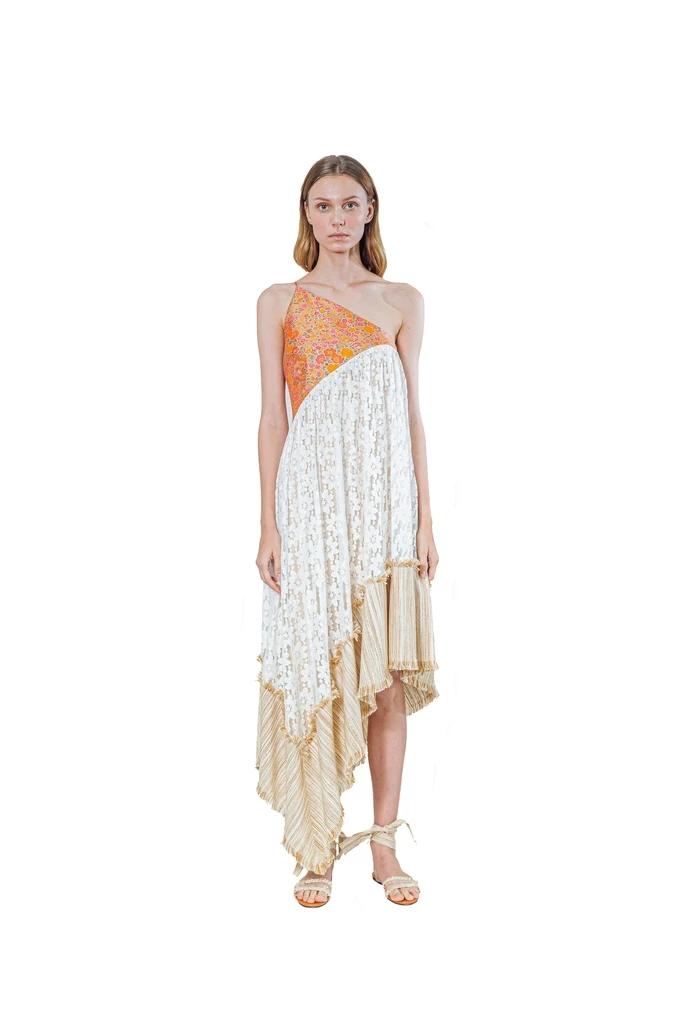 Janesuda国际品牌品牌2020春夏真丝连衣裙